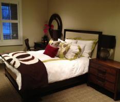 Fisher House of Alaska Bedroom